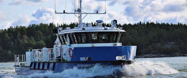 """""""Hydrograf 17"""" – nowa jednostka dla Urzędu Morskiego w Gdyni."""