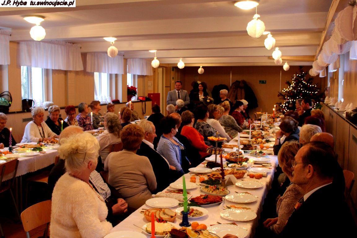 Spotkanie Wigilijne Seniorów