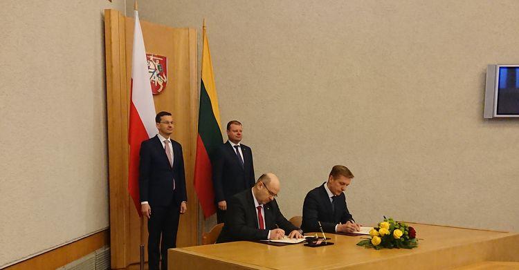 Port Szczecin – Świnoujście. Podpisanie umowy