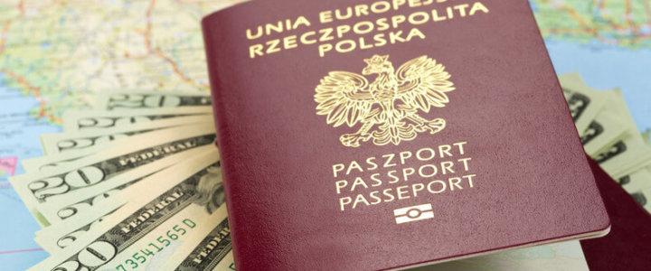 Świnoujście. Odbiór paszportu w Szczecinie.