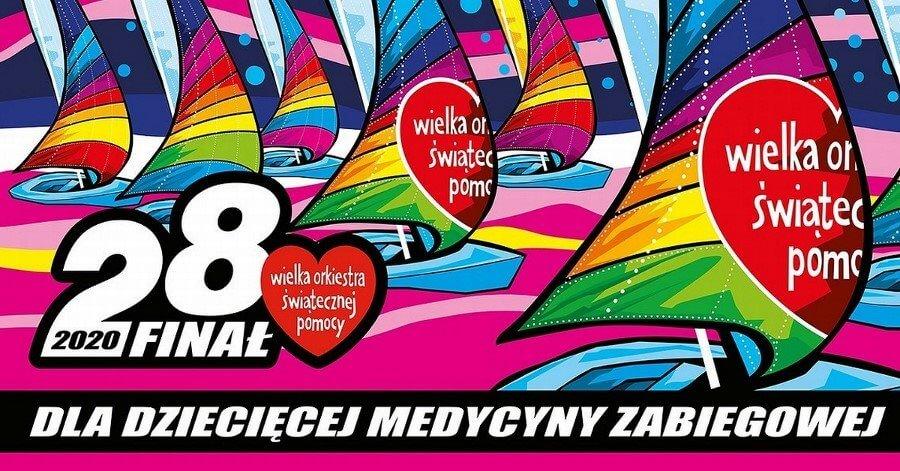 WOŚP 2020 logo