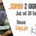 """Rusza """"Szkoła z Gigantami"""", czyli ogólnopolskie warsztaty online z programowania dla uczniów i nauczycieli."""
