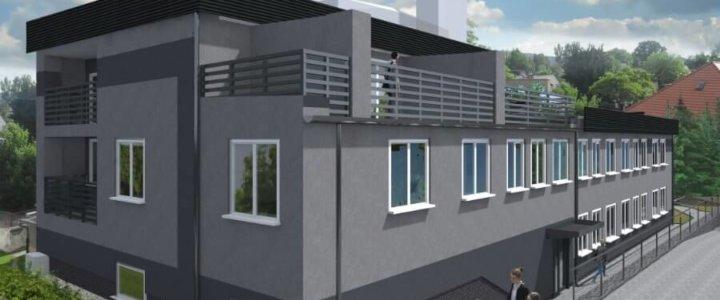 Zachodniopomorskie. Nowe Mieszkania w Golczewie.
