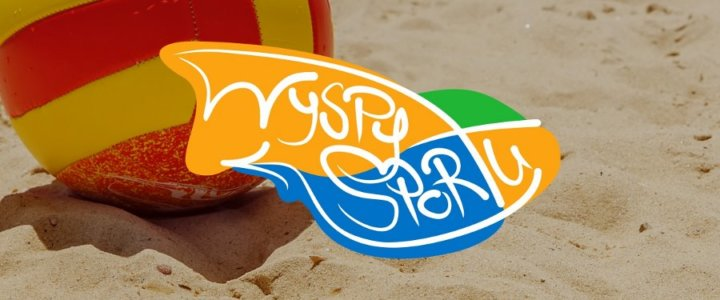 wyspy sportu siatkówka logo