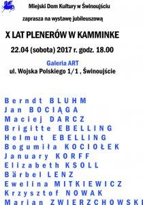 wystawa Kamminke autorzy