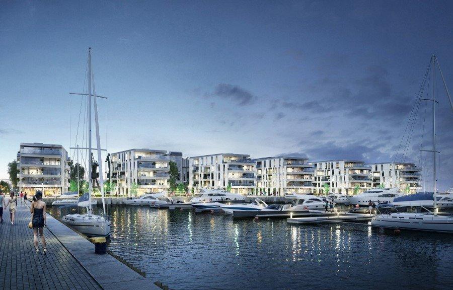 Rusza budowa Yacht Park na terenach po Dalmorze