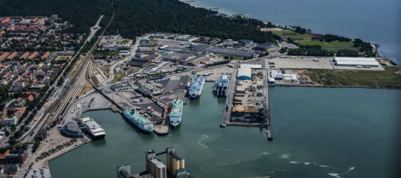 Połączenie morskie Świnoujście – Ystad: poprawa ładowności i bunkrowanie LNG