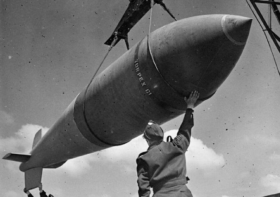 Odnaleziono jedną z największych bomb lotniczych II wojny światowej. Całe Świnoujście może zostać ewakuowane.