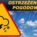 zagrożenie pogodowe pogoda