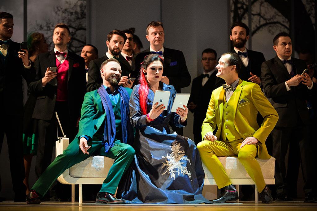 """Szczecin. """"Traviata"""" w Operze na Zamku"""