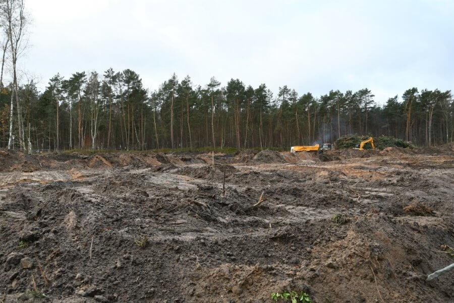 Świnoujście. Zakład Opieki Długoterminowej. Stowarzyszenie Zielone Wyspy żąda uchylenia pozwolenia na budowę.