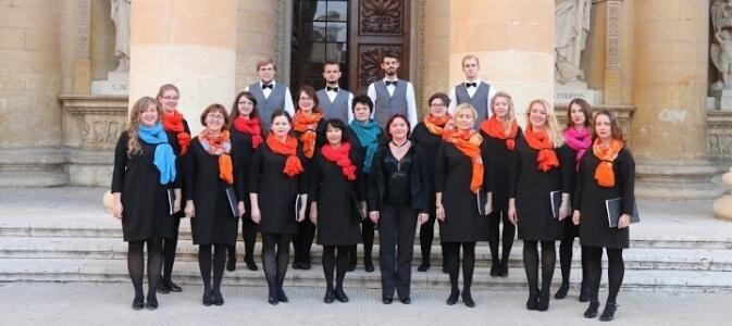 """Koncert Chóru ZUT w ramach projektu """"Szczecin – miasto talentów"""""""